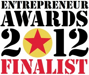 Entrepreneur awards 2012